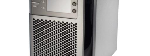 Lenovo EMC px4-300d NVR
