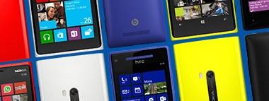 Windows Phone phones
