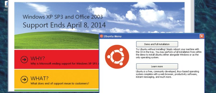 How to upgrade from Windows XP to Ubuntu: the cheapest way to upgrade from XP