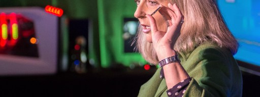 Intel's Lisa Graff introduces the new Devil's Canyon chips