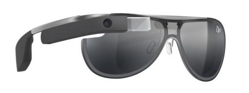 Google Glass Aviator GraphiteFlash