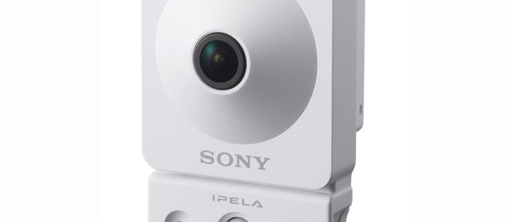 Sony SNC-CX600 review