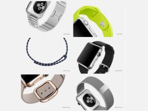 Apple Watch release date: straps