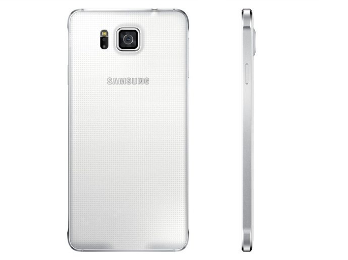 Samsung Galaxy Alpha review: profile
