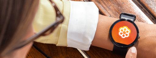 GoToMeeting smartwatch