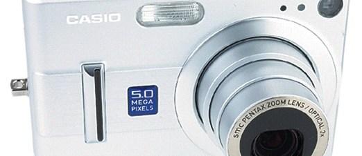 Casio Exilim Zoom EX-Z55 review