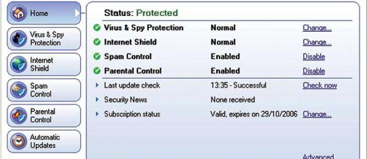 F-Secure Internet Security 2006 review