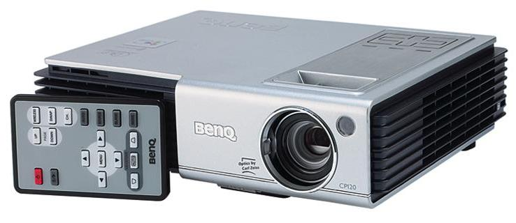 BenQ CP120 review