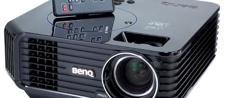 BenQ MP622c review