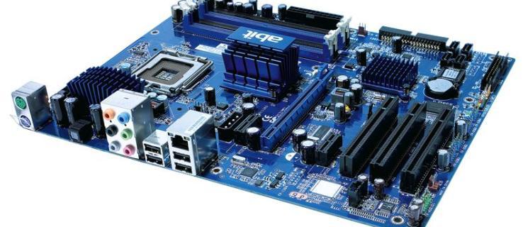 Abit IP35-E review