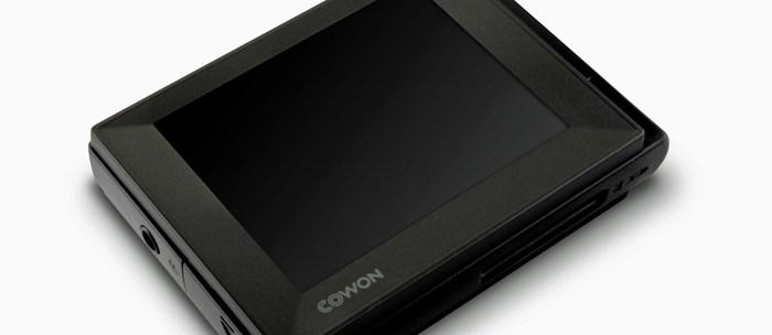 Cowon D2+ 4GB review