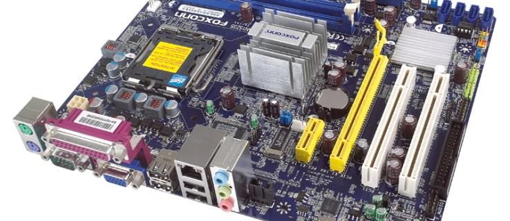 Foxconn G31MXP-K review