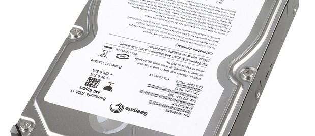 Seagate Barracuda 7200.11 (640GB) review