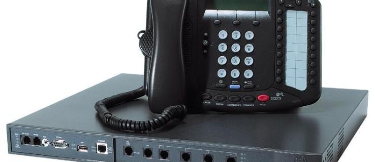 3Com NBX V3000 Analogue Platform review