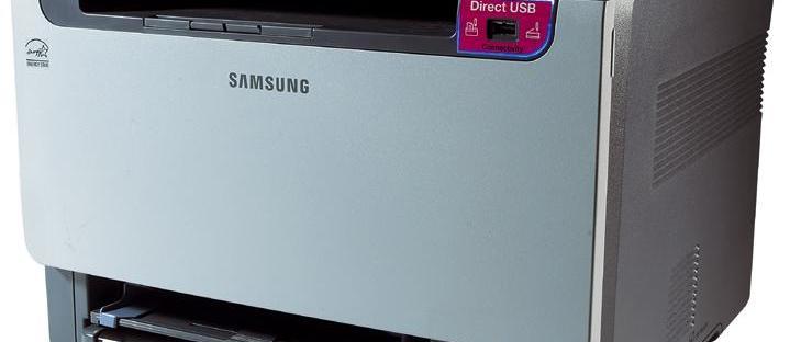 Samsung CLX-2160N review
