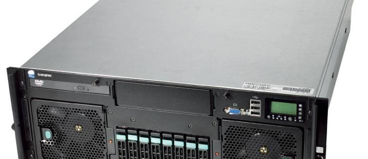 Transtec 4200 Premium Server review