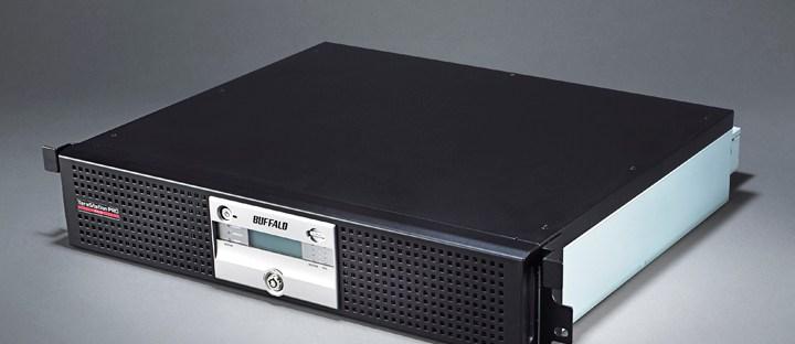 Buffalo TeraStation Pro II Rackmount review
