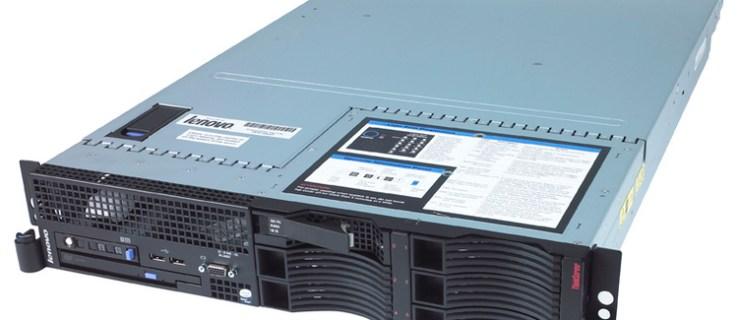 Lenovo ThinkServer RD120 review