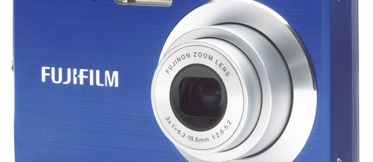Fujifilm FinePix J12 review
