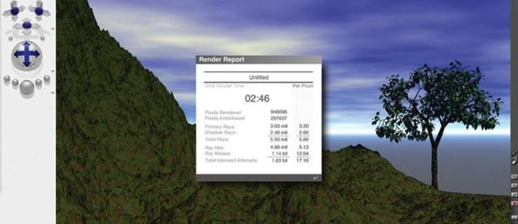 DAZ Bryce 5.5 review