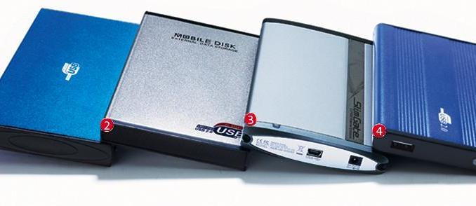 Newlink 2.5 Inch Hard Disk Drive Enclosure review
