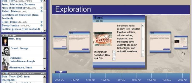 Encyclopaedia Britannica 2007 Ultimate Reference Suite review