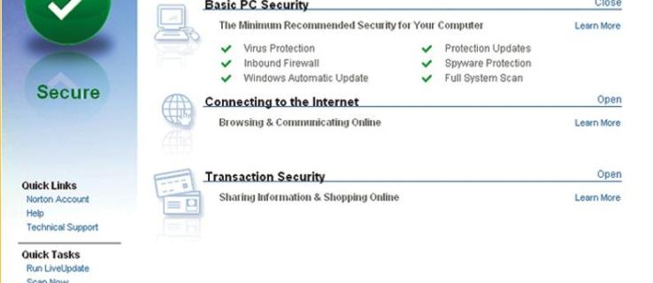 Symantec Norton Internet Security 2007 review