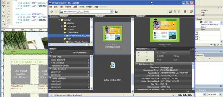 Adobe CS3 Web Standard/Premium & Design Premium review