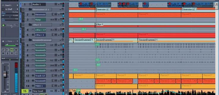 Cakewalk Sonar 7 Producer Edition review