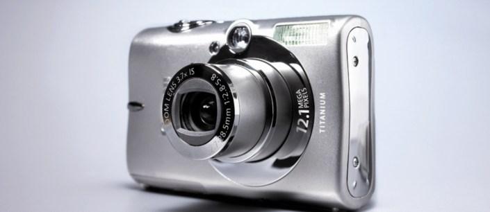 Canon Ixus 960 IS review