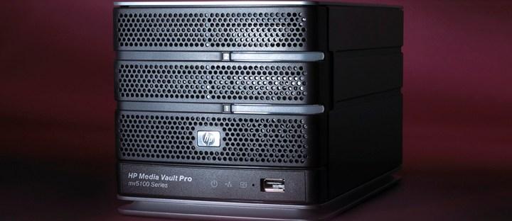 HP Media Vault Pro mv5020 review