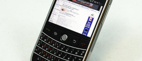 RIM BlackBerry Bold review