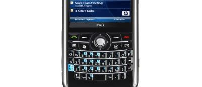 HP iPAQ 914c Business Messenger review
