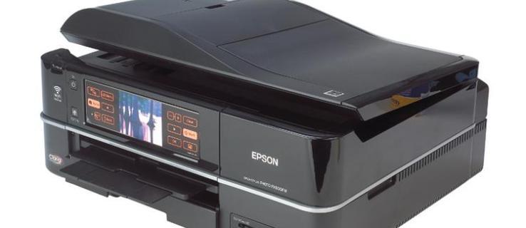 Epson Stylus Photo PX800FW review