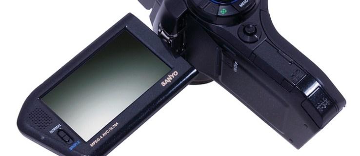 Sanyo Xacti VPC-HD1010 review