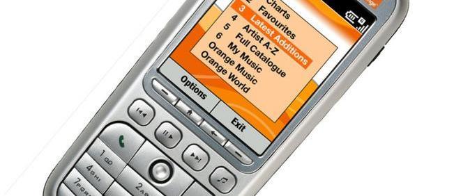 Music the focus for new Windows Mobile SPV phone