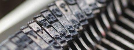 typewriter-type