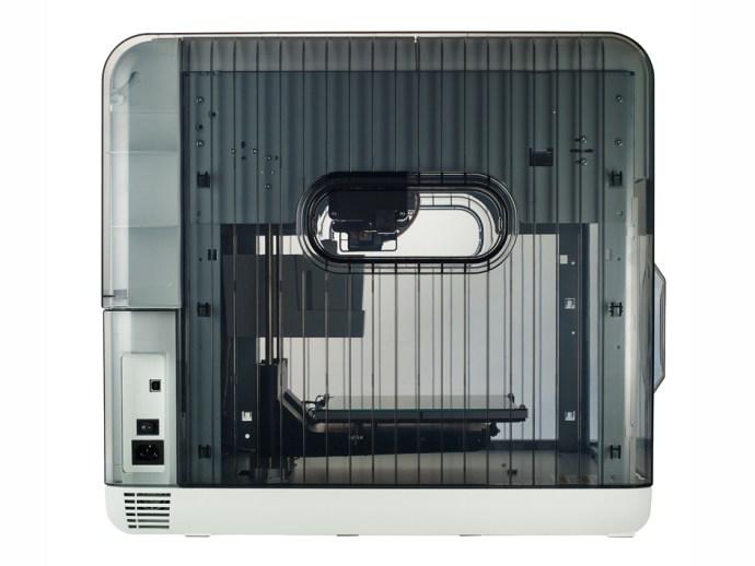 XYZ da Vinci 1 3D printer - side