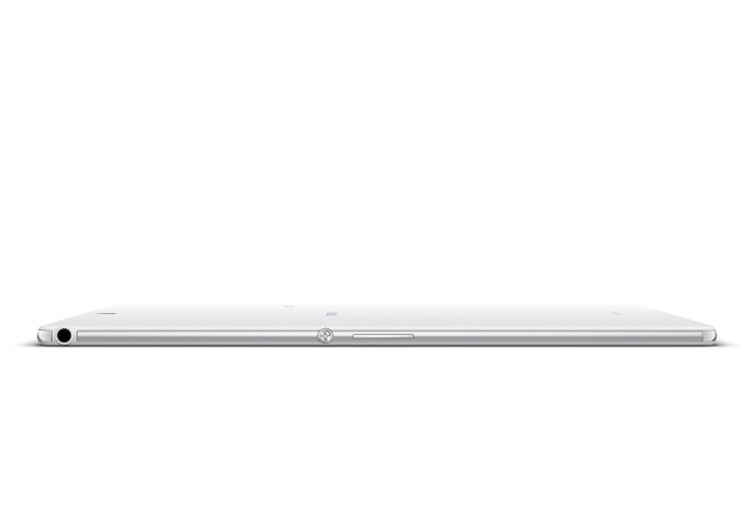 The Sony Xperia Z3 Tablet Compact is a mere 6.4mm thin