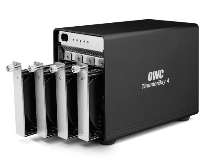 OWC ThunderBay 4