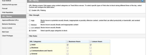 Trend Micro Worry-Free Business Security Services review