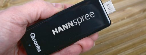 Hannspree Micro PC review - the pocket sized PC