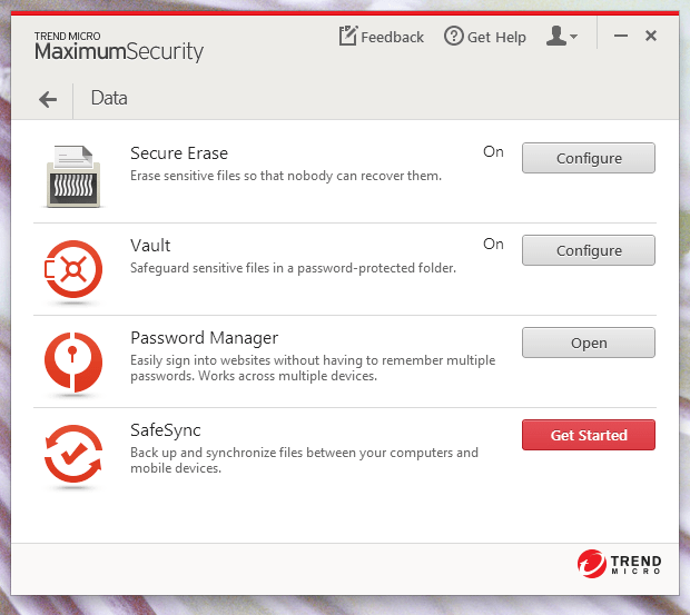 Trend Micro Maximum Security 2015 review - extra tools