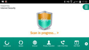 Kaspersky Total Security Multi-Device - Android
