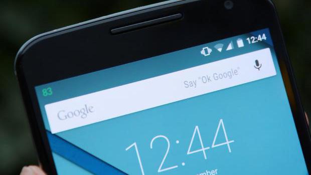 Huawei and LG Next Google Nexus - Nexus 6 front facing shot