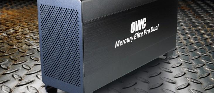 OWC Mercury Elite Pro Dual review