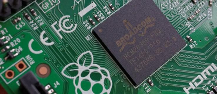 Raspberry Pi 2 Model B Broadcom B2836 Quad-Core Processor