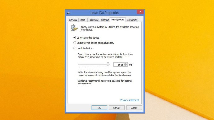 How to speed up a laptop or PC