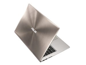 Asus Zenbook UX303LA - from the rear
