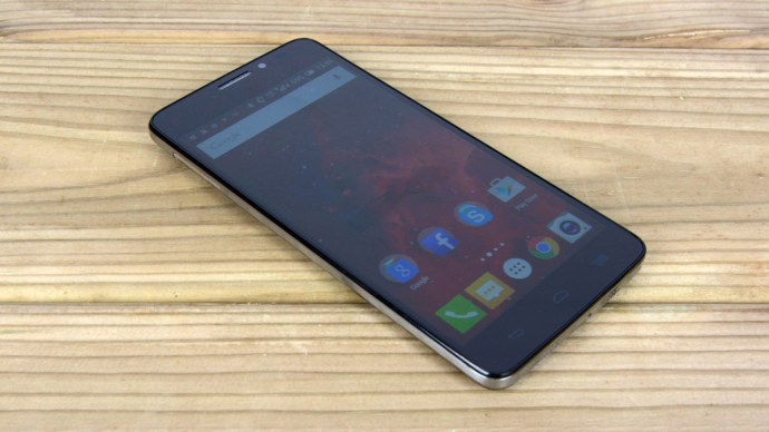 Alcatel Onetouch Idol X+ review - Screen